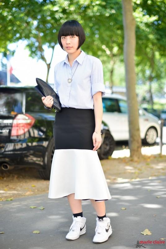 博主潮人穿了啥我们替你扒 原来她们也爱Zara、HM - 嘉人marieclaire - 嘉人中文网 官方博客