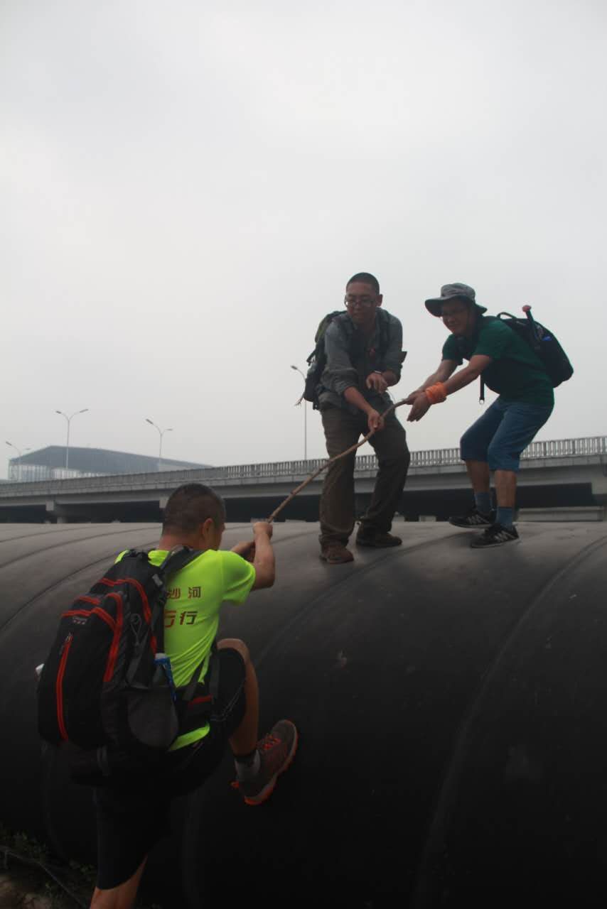 2016-7-9 乐水行之16季-29  闷热中去看五河汇合口 - stew tiger - 乐水行的风斗
