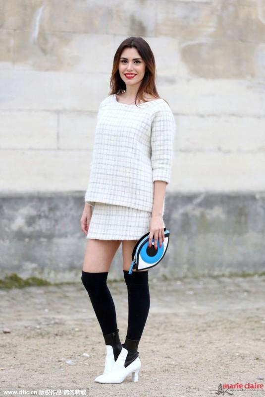 我用充满学院风的长筒袜致我逝去的少女时代 ! - 嘉人marieclaire - 嘉人中文网 官方博客