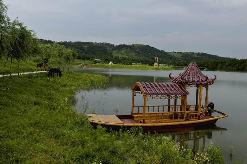 武汉木兰草原:感受华中草原风情 - 余昌国 - 我的博客