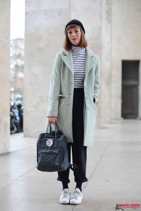 你看不上的平底鞋一样能穿出时尚女人味儿! - 嘉人marieclaire - 嘉人中文网 官方博客
