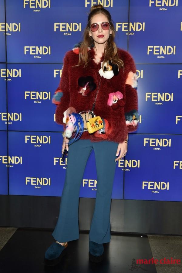 """我也想去浪漫的Fendi秀场 和表姐刘雯一起""""打小怪兽"""" - 嘉人marieclaire - 嘉人中文网 官方博客"""