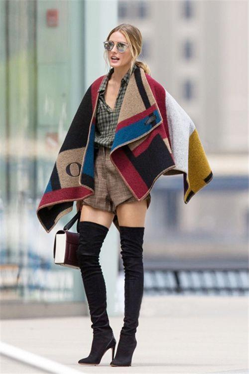 春天里,你比冬天更需要这样一条披肩! - 嘉人marieclaire - 嘉人中文网 官方博客