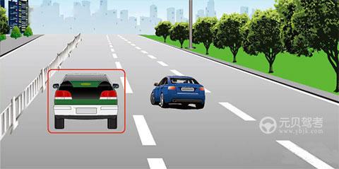 车辆后备箱门未关好,是可以上路行驶的。答案是错