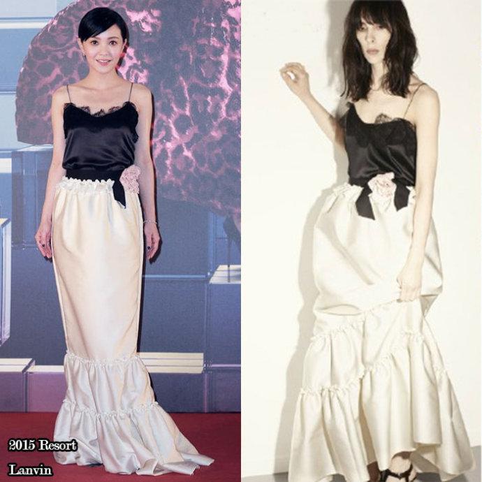 时尚经|金像奖上的美与丑 - toni雌和尚 - toni 雌和尚的时尚经