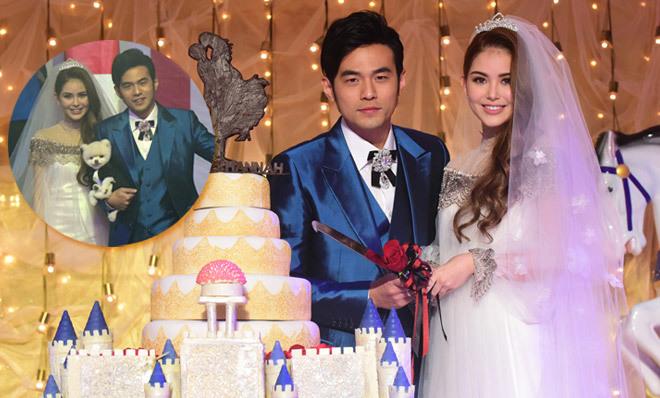 2015年娱乐圈名人婚礼 你的偶像结婚了吗? - 嘉人marieclaire - 嘉人中文网 官方博客