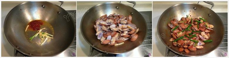 家常平价小海鲜惹味吃法:【辣酱炒花甲】 - 慢美食 - 慢 美 食