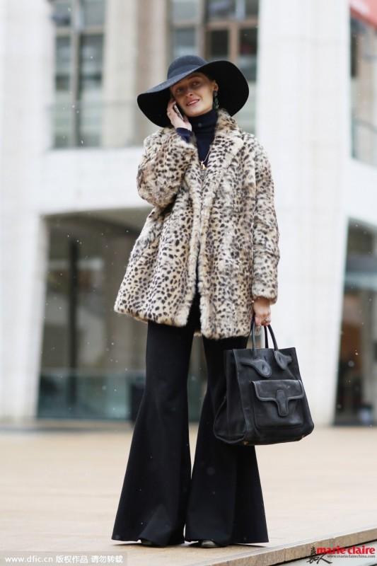 打破冬日沉闷的豹纹元素 用经典的狂野符号点缀性感女人 - 嘉人marieclaire - 嘉人中文网 官方博客