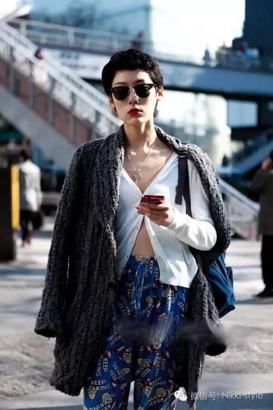 【名模】赤坂沙世|将时尚融入独特日本风的东京女孩 - Nikki妮儿 - Nikkis Fashion Blog