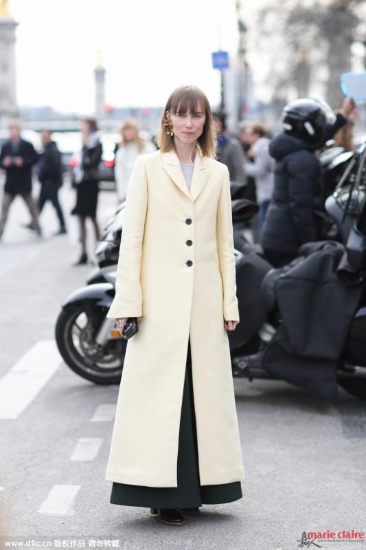主要看气质!穿对长款大衣身高155也能霸占整个儿镜头 - 嘉人marieclaire - 嘉人中文网 官方博客