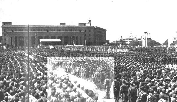 寻觅铁岭(56)1942,伪满十年