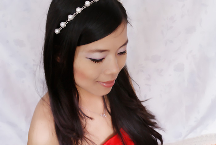 【馨馨520分享】待嫁新娘妆容 - 馨馨520 - 馨馨520