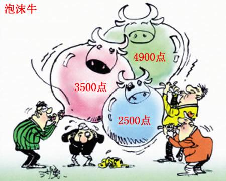 刘植荣:应尽快刺破股市泡沫 - 刘植荣 - 刘植荣的博客
