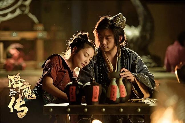 《降魔传》:用王杰被谁下毒魔幻的方式打开小情小爱