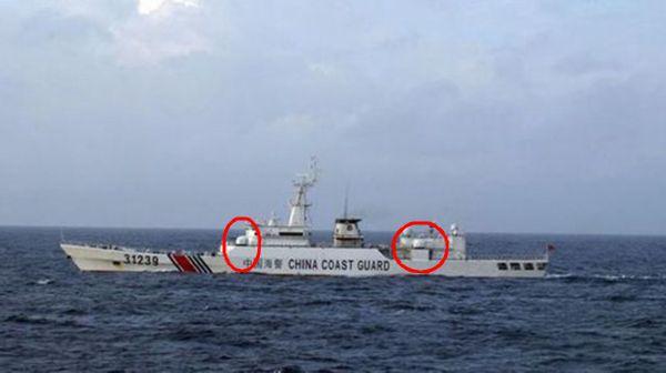 日本不怕中国海警的机关炮,怕的是丧失优势 - 林海东 - 林海东的博客