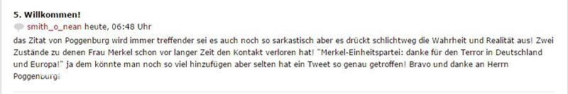 一星期三次恐袭,德国人怎么说 - 盖昭华 - 盖昭华的博客