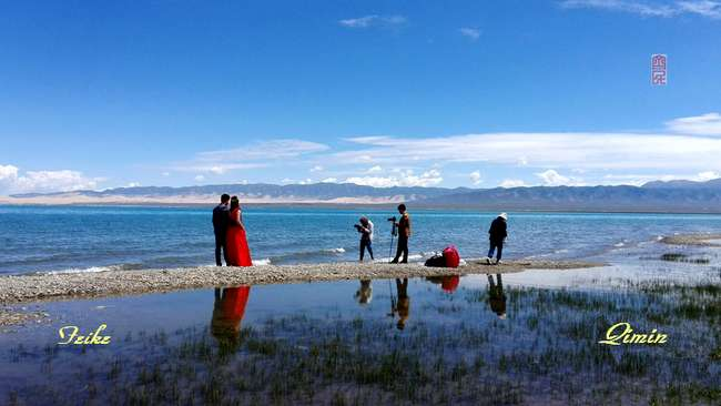 青甘记行15: 大美青海湖(二) - 古藤新枝 - 古藤的博客