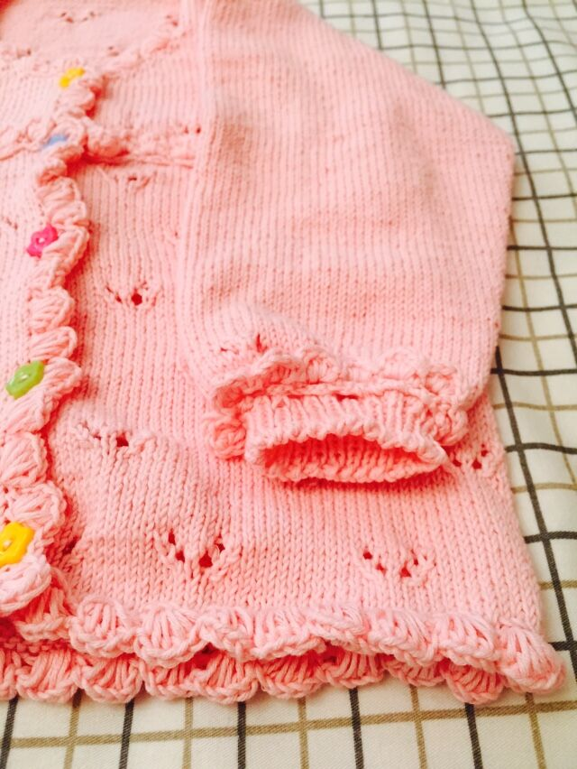 爱心毛衣 - 蔷薇花开 - 蔷薇花开的博客