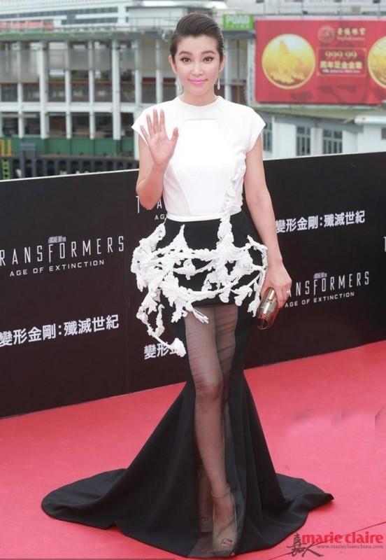 范冰冰蕾哈娜抢镜野心不减 若隐若现纱裙成红毯新宠 - 嘉人marieclaire - 嘉人中文网 官方博客