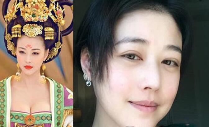 44岁的黎姿不愧是香港tvb的第一美女