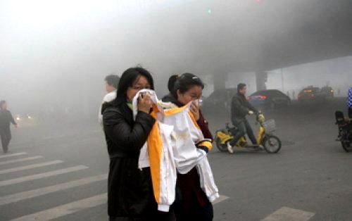 全球科学界故意玩忽职守致空气过度污染 - 追真求恒 - 我的博客