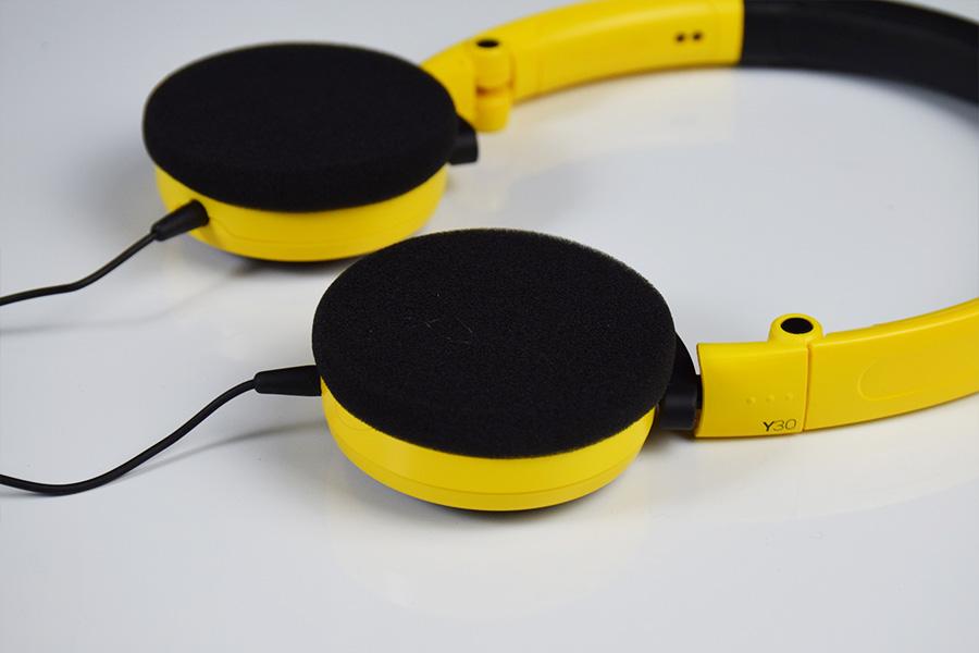 初烧神器K420继承者!AKG Y30便携式头戴耳机评测