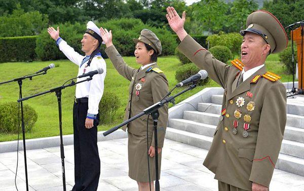美韩例行联合军演,朝鲜例行怒火中烧 - 林海东 - 林海东的博客