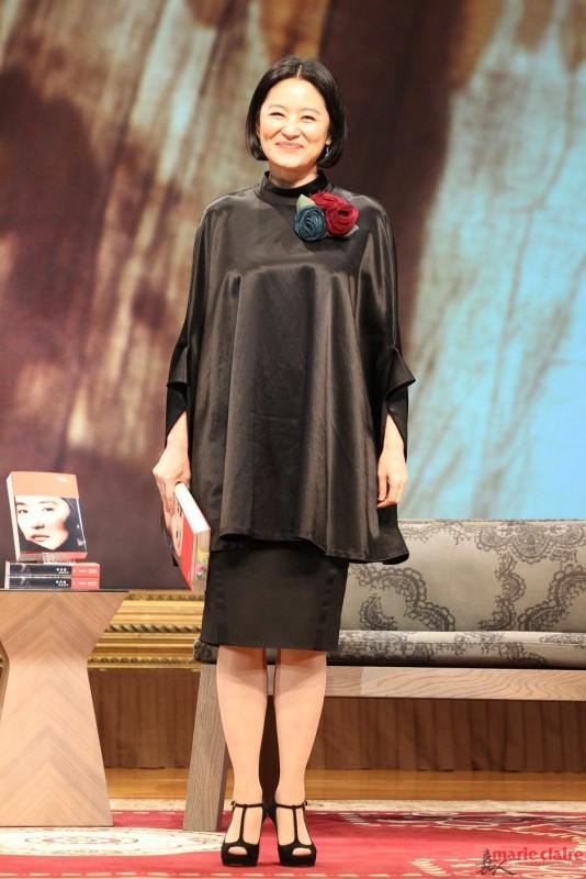 《偶像来了》林青霞美艳下凡 她是最会穿红色的气质女神 - 嘉人marieclaire - 嘉人中文网 官方博客