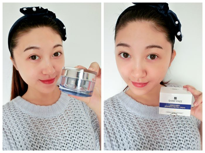 【Anko推荐】女人的肌肤是权利 秘密来自韩国SHINY FACE密集活力再生燕窝霜 - Anko - Anko