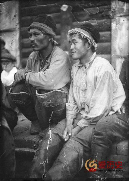 60年代外逃苏联的新疆居民 - 爱历史 - 爱历史---老照片的故事