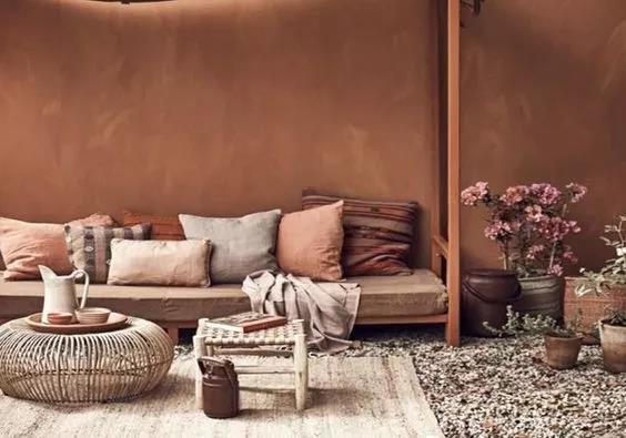 新申亚麻大师|亚麻+彩色,春日之家美出新高度。