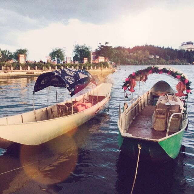 ★腻の旅行季★去大理,看洱海。(视频+多图) - 林珈溪nini - 愛の尐情調
