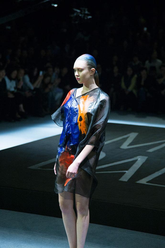 无感之上-玛丽黛佳第五届时尚跨界艺术展 - toni雌和尚 - toni 雌和尚的时尚经