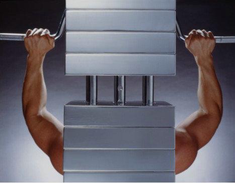 成为健硕猛男的4个锻炼方法 - GQ智族 - GQ男性网官方博客