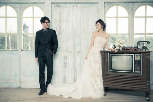 阜新婚纱照—淡雅唯美风格 自己也能拍出日韩风婚纱照 - 绿太阳婚纱摄影 - 阜新绿太阳婚纱摄影
