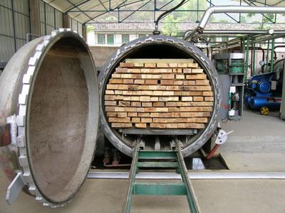 树木材种和实木地板的默契关系 - 国林地板 - 国林木业的博客