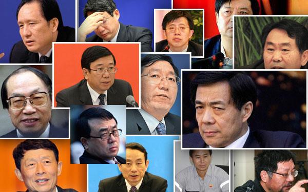 中央打老虎打掉的9大贪腐群体 - 九个头条的日