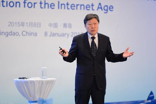 海尔召开互联网模式创新国际研讨会 - 胡泳 - 胡泳的Blog