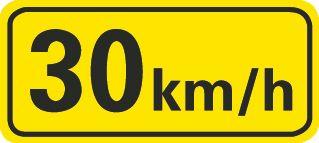 这个标志是何含义?A、建议速度B、最低速度C、最高速度D、限制速度