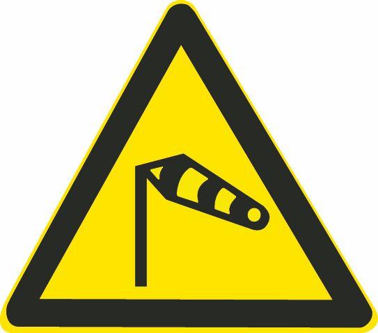 這個標志的含義是提醒車輛駕駛人前方有很強的側向風。答案是對