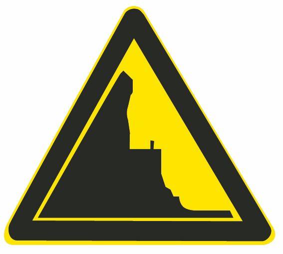 這個標志的含義是提醒車輛駕駛人前方是堤壩路段。答案是錯