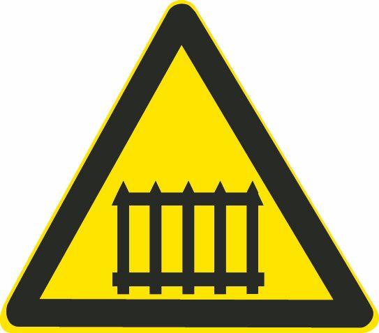 這個標志是何含義?A、無人看守鐵路道口B、有人看守鐵路道口C、多股鐵路與道路相交D、立交式的鐵路道口答案是B