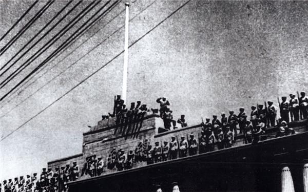解放南京的部队为何不被宣传 - 水煮百年 - 水煮百年