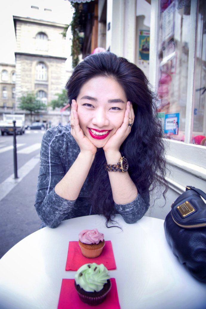 【雌和尚搭配】巴黎之旅-小邦德女郎 - toni雌和尚 - toni 雌和尚的时尚经