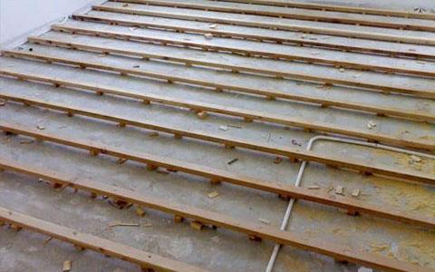 横排还是竖铺? 实木地板铺装经典知识 - 国林地板 - 国林木业的博客