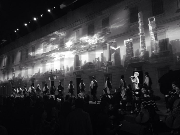 Burberry London in Shanghai 博柏利盛典-饕餮光影时尚盛宴 - toni雌和尚 - toni 雌和尚的时尚经
