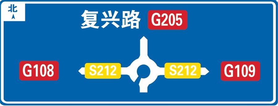 這個標志是何含義?A、環行交叉路口預告B、十字交叉路口預告C、互通立體交叉預告D、Y型交叉路口預告答案是A