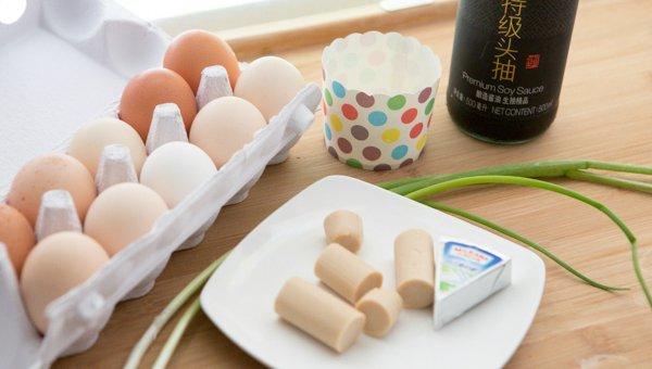 碗都不用洗----早餐鸡蛋杯 - 耀婕 - 耀婕食生活