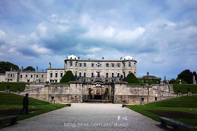 """世界十大豪宅之一的""""鲍尔斯考特庄园"""" - H哥 - H哥的博客"""