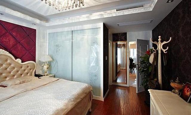 90平欧式婚房设计 筑浪漫爱巢